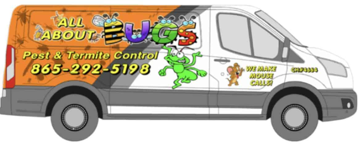 Pest Control for Sevierville, TN and Surrounding Areas