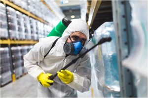 Industrial Pest Control in Sevierville TN